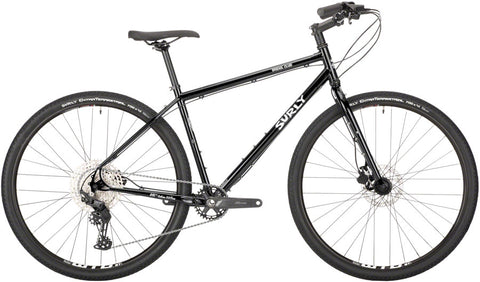 NEW Surly Bridge Club 700c - Black Touring Bike