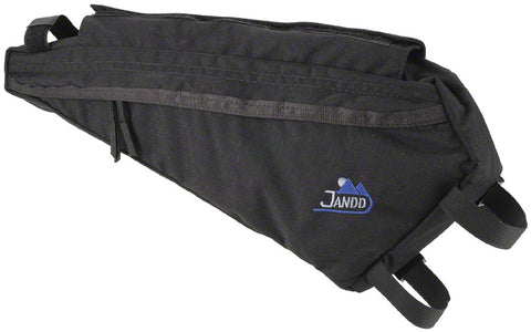 NEW Jandd Frame Pack: Black