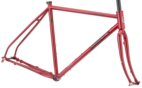 NEW Surly Midnight Special Frameset - Sour Strawberry Sparkle Road Frame