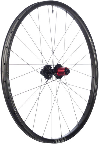 "NEW Stan's No Tubes Arch CB7 Carbon Rear Wheel - 27.5"", 12 x 142mm, 6-Bolt, XD, Black"