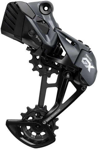 NEW SRAM GX Eagle AXS Rear Derailleur - 12-Speed, Long Cage, 52t Max, Lunar