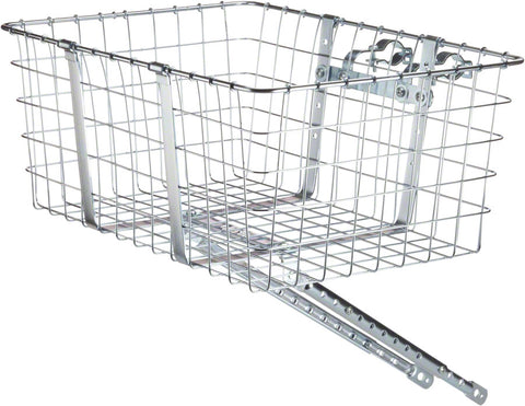 NEW Wald 157 Front Giant Delivery Basket: Silver