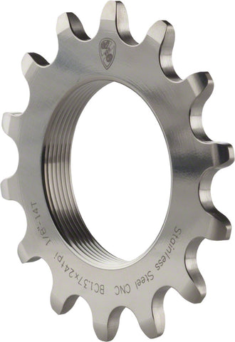 NEW All-City Stainless Track Cog