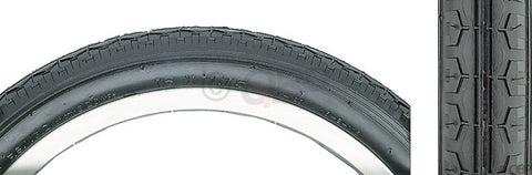NEW Kenda K123 Street BMX Tire Steel Bead 16x1.75 Black