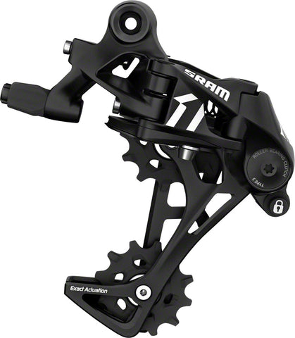 NEW SRAM Apex Rear Derailleur - 11 Speed, Long Cage, Black