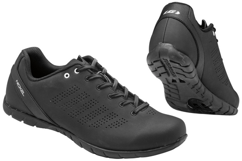 Louis Garneau Nickel 2-Bolt SPD Cycling Shoes, Black 47, EU