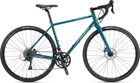 NEW 2021 Jamis Renegade S4 Steel Gravel Bike Riptide Disc