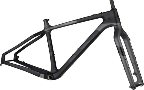 NEW Salsa Beargrease Carbon Black Fat Bike Frame Fat Bike Frame