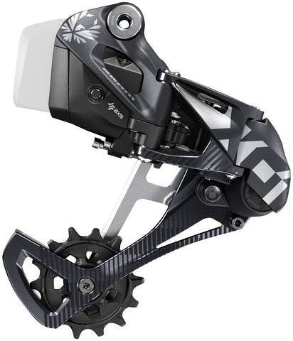 NEW SRAM X01 Eagle AXS Rear Derailleur - 12 Speed, Long Cage, 52t Max, Black