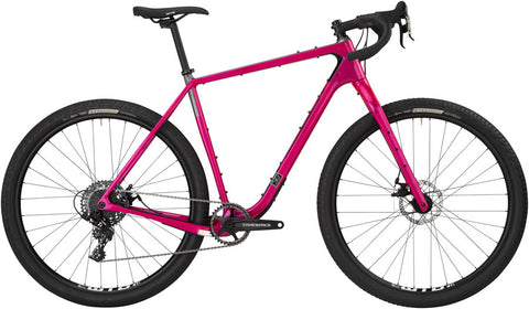 NEW Salsa Cutthroat Carbon Apex 1 - Pink All-Road Bike