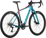 NEW Salsa Cutthroat Carbon GRX 600 - Teal All-Road Bike