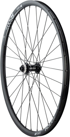 NEW Quality Wheels RS505/DT R500 Disc Front Wheel - 650b, 12 x 100mm, Center-Lock, Black