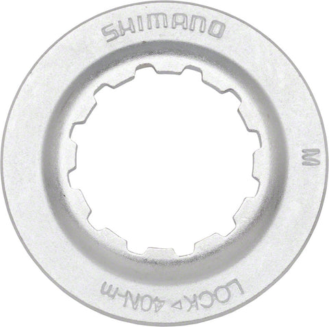 NEW Shimano SM-RT67 Centerlock Lock Ring & Washer