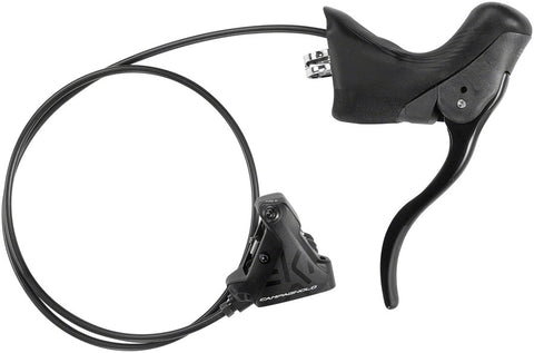 NEW Campagnolo EKAR Ergopower Shift/Brake Lever and Disc Caliper - Front, 1x13-Speed, 140mm Hydraulic Caliper