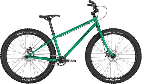 NEW Surly Lowside - Green Astro Turf Mountain Bike