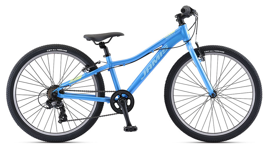 NEW Jamis 2021 XR.24 Kids Bike, Sky Blue