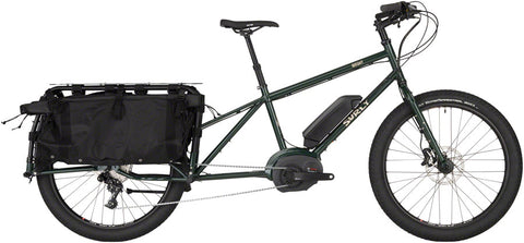 NEW Surly Big Easy - Deep Forest Green Cargo Bike