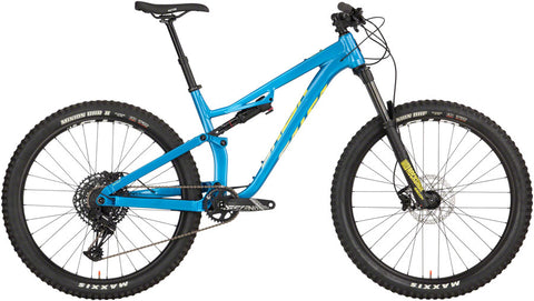 NEW 2020 Salsa Rustler SX Eagle - Blue Mountain Bike