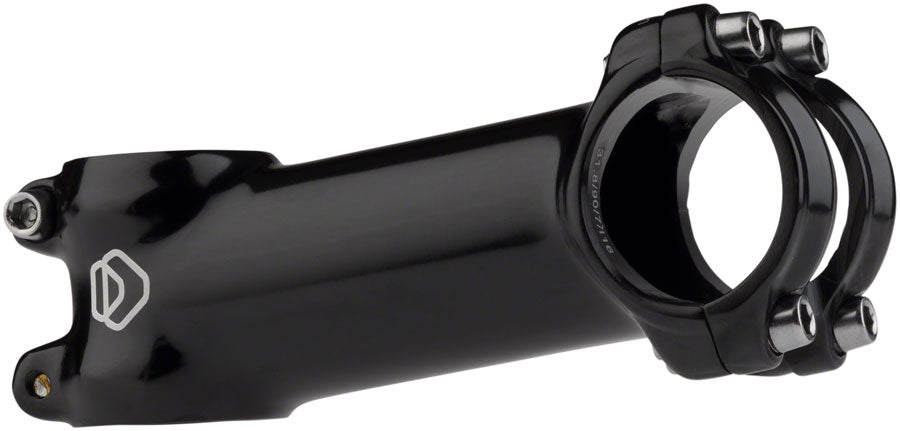 NEW Dimension Threadless Stem: 90mm +/- 7 degree 31.8 Black