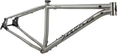 NEW Salsa Timberjack Ti Mountain Frame