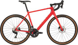 NEW Salsa Warroad 105 - Red, 650 All-Road Bike