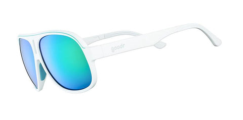 Goodr Coffeeshop Seat Sweats Sunglasses