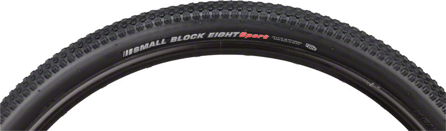 "NEW Kenda Small Block 8 Sport Tire: 29 x 2.1"" DTC Steel Bead Black"