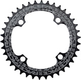 NEW RaceFace Narrow Wide Chainring: 104mm BCD, 32t, Black