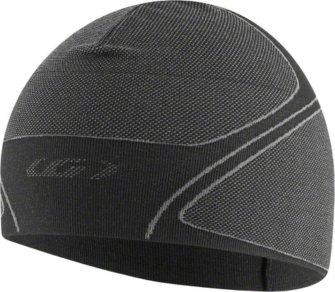 NEW Garneau Matrix 2.0 Hat: Black One Size