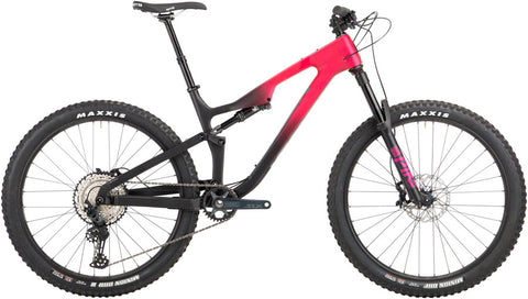 NEW 2020 Salsa Rustler Carbon SLX - Pink/Black Fade Mountain Bike