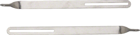 NEW Jandd 12 Inch Rack Extenders: Stainless Steel Pair