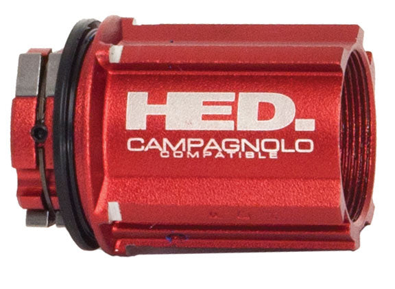 NEW HED Campagnolo 9-12 Speed Freehub Body Conversion Kit Road Cx Gravel Bike