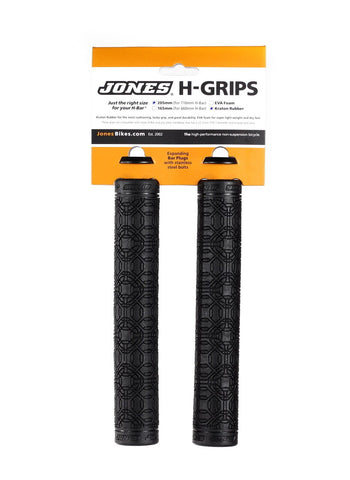 NEW Jones Kraton H-Grips for H Bars