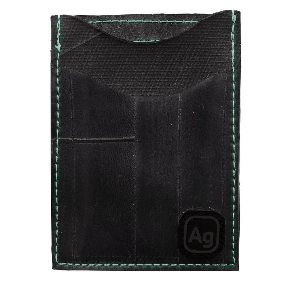 NEW Alchemy Goods Night Out Wallet-Neon Green