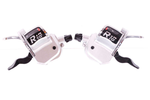 USED MicroShift R10 2x10 Flat-Bar Shifter Set Road Hybrid City Bike MTB