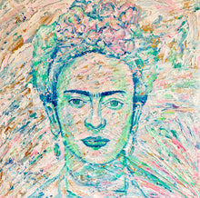 Load image into Gallery viewer, Frida from the Stars_SOLD