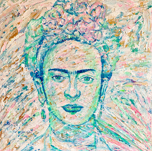Frida from the Stars_SOLD