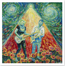 Load image into Gallery viewer, Samantha Fish and Tab Benoit