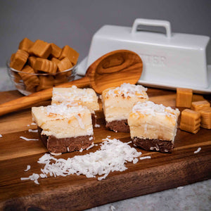 Caramel Coconut Delight
