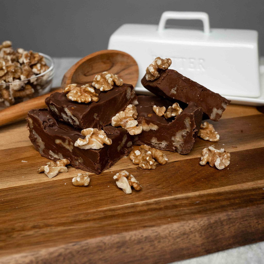 Dark Chocolate Walnut