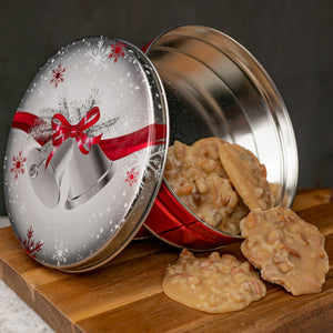 Praline Christmas Tin
