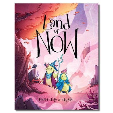 Land of NOW Children's Book