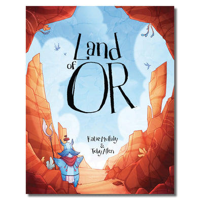 Land of OR Children's Book