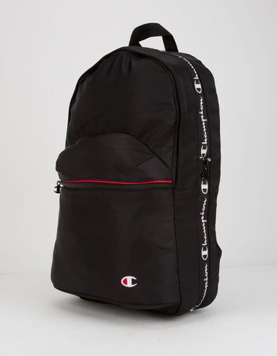 Champion Expander Backpack- Black