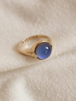 Merewif Feelings Ring- Gold