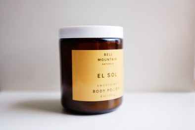 Bell Mountain El Sol Body Polish