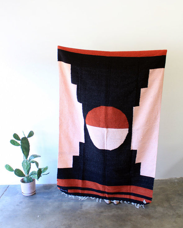 Tribe & True Dreamweaver Blanket- Luna Canyon