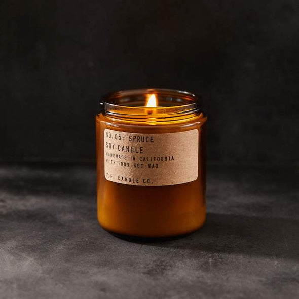 PF Candle Spruce- Holiday Collection