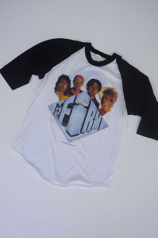 Vintage The Firm 1985 Concert Tour Tee