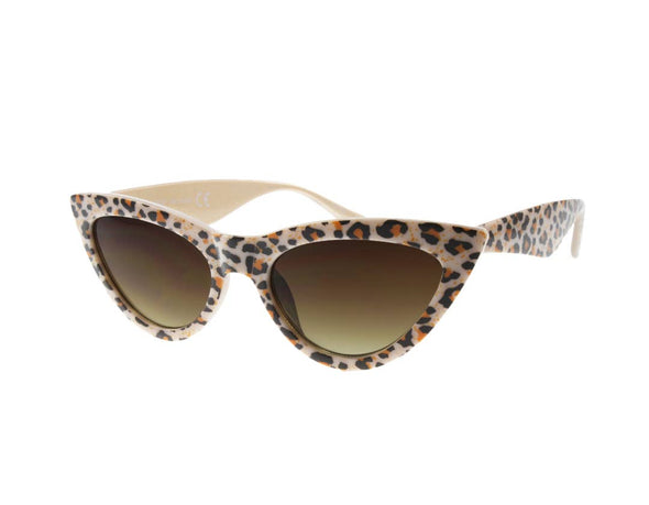 Posh Sunglasses- Leopard